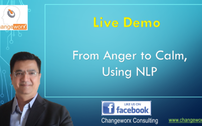 Demo: From Anger to Calm using NLP