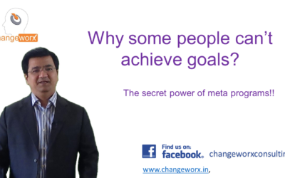 Why some people can't achieve their goals.