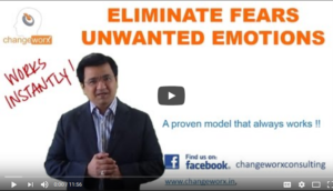 How to eliminate fear and negative feelings: English