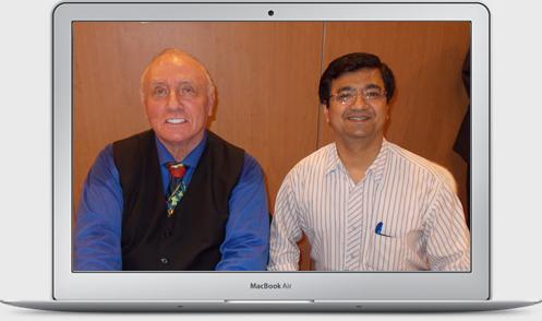 Dr.-Richard-Bandler-with-Mr.-Amit-Pathak