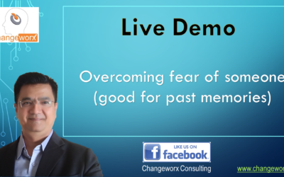How to overcome fear of someone – old memories of people you fear